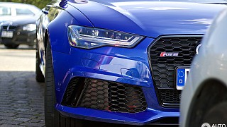 718HP ! 970nm Audi RS6 C7 remap by OBD ready ! ... + 158hp + 270nm !